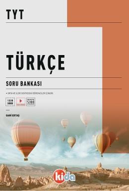 Kida TYT Türkçe Soru Bankası