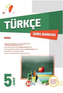 Kida 5. Sınıf Türkçe Soru Bankası