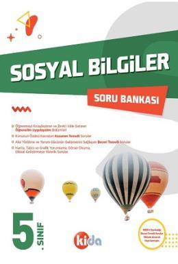 Kida 5. Sınıf Sosyal Bilgiler Soru Bankası