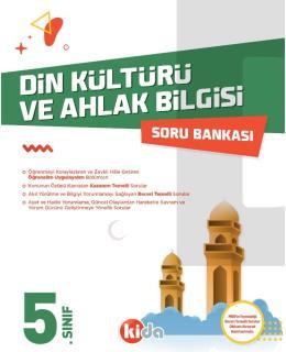Kida 5. Sınıf Din Kültürü ve Ahlak Bilgisi Soru Bankası