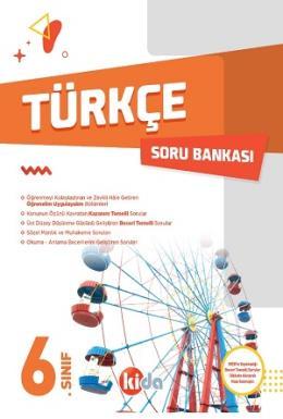 Kida 6. Sınıf Türkçe Soru Bankası
