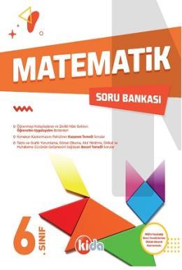Kida 6. Sınıf Matematik Soru Bankası
