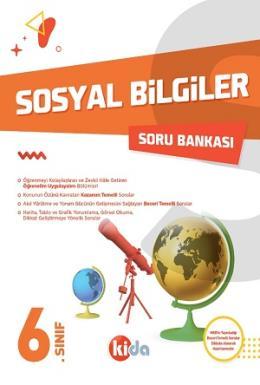 Kida 6. Sınıf Sosyal Bilgiler Soru Bankası