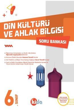 Kida 6. Sınıf Din Kültürü ve Ahlak Bilgisi Soru Bankası