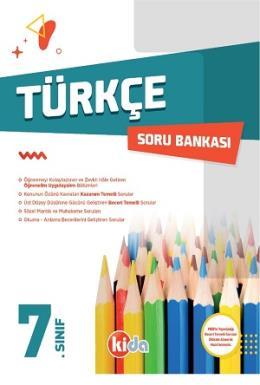 Kida 7. Sınıf Türkçe Soru Bankası