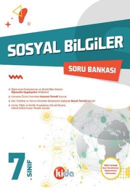 Kida 7. Sınıf Sosyal Bilgiler Soru Bankası
