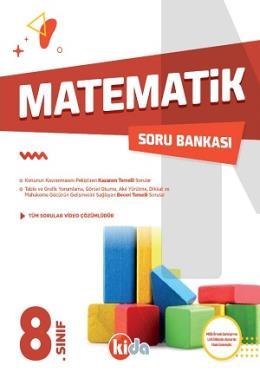 Kida 8. Sınıf Matematik Soru Bankası
