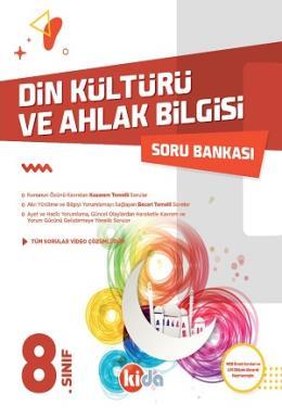 Kida 8. Sınıf Din Kültürü ve Ahlak Bilgisi Soru Bankası