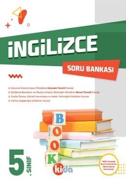 Kida 5. Sınıf İngilizce Soru Bankası