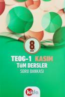 Kida 8. Sınıf TEOG-1 Kasım Tüm Dersler Soru Bankası (İADESİZ)