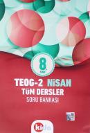 Kida 8. Sınıf TEOG-2 Nisan Tüm Dersler Soru Bankası (İADESİZ)
