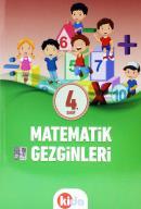 Kida 4. Sınıf Matematik Gezginleri Soru Bankası (İADESİZ)