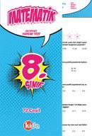 Kida 8. Sınıf Matematik Çek Kopart Yaprak Test (İadesiz)